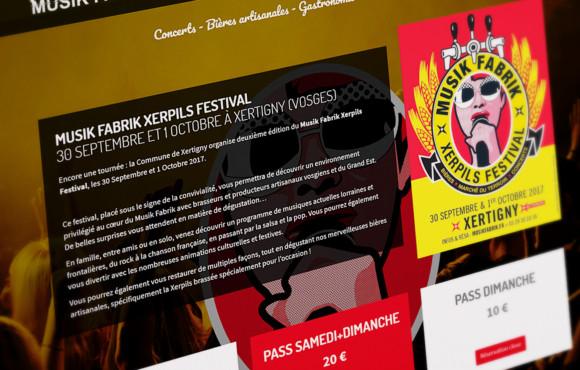 Musik Fabrik Xerpils Festival